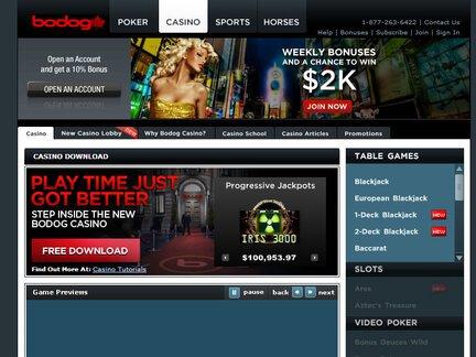 Bodog casino code free casino online gioca su online casino action ed approfitta di