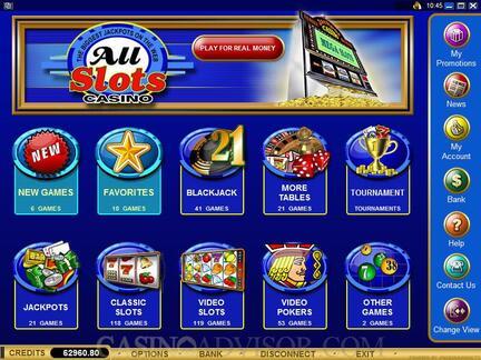 All Slot Casino Bonus